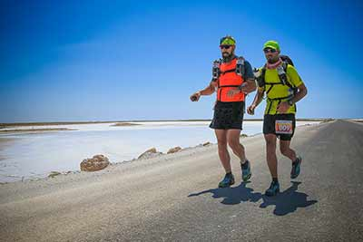 Garmin Runfire Salt Lake Ultra Trail - 2016