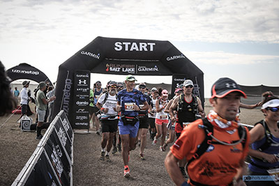 Garmin Runfire Salt Lake Ultra Trail - 2017
